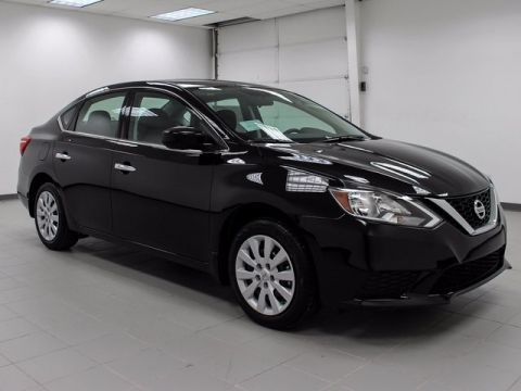 New 2016 Nissan Sentra SV FWD 4D Sedan