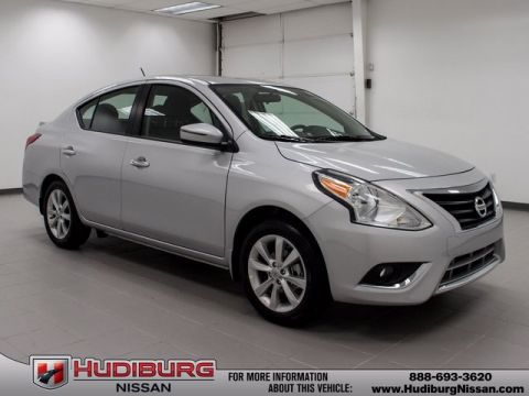 New 2016 Nissan Versa 1.6 SL With Navigation