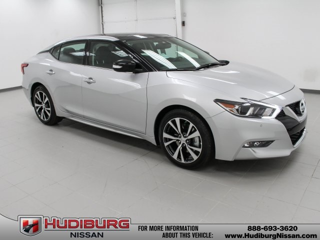 New 2017 Nissan Maxima 3 5 Sl 4d Sedan In Oklahoma City
