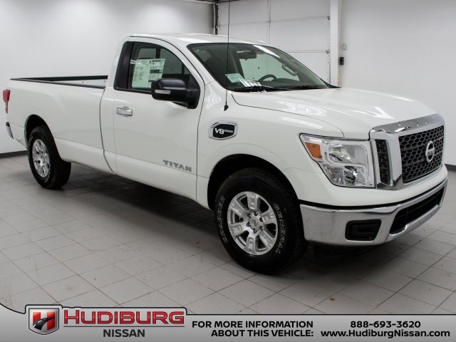 New 2017 Nissan Titan Sv Single Cab In Oklahoma City