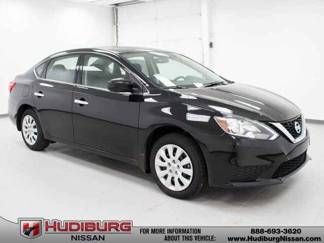 New 2016 Nissan Sentra S 4d Sedan In Oklahoma City 26084